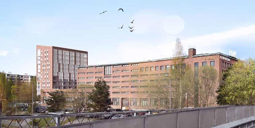 Tampereen PMK-Torni as 31<br>
